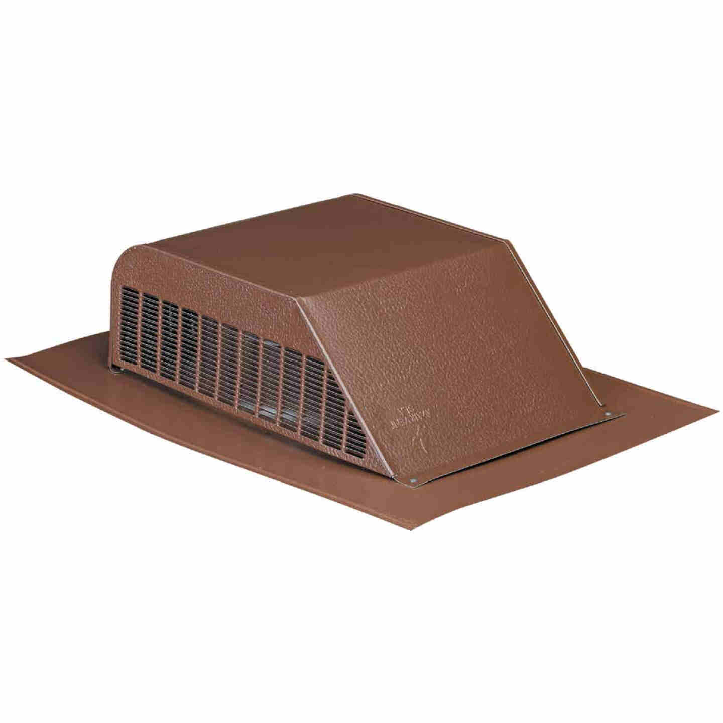 Airhawk 50 In. Brown Galvanized Steel Slant Back Roof Vent Image 1