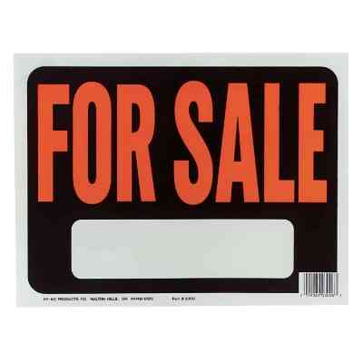 Hy-Ko Plastic Sign, For Sale