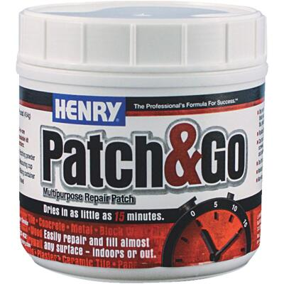 Henry Patch & Go 1 Lb. Drywall Repair Kit (4-Piece)