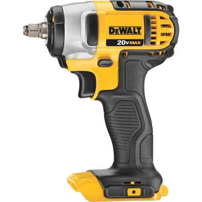 DeWalt 20 Volt MAX Lithium-Ion 3/8 In. Cordless Impact Wrench (Bare Tool)