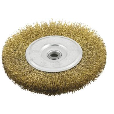 Do it 4 In. Coarse Bench Grinder Wire Wheel