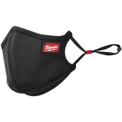 Milwaukee L/XL 3-Layer Washable Performance Dust & Face Mask