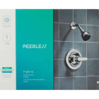 Peerless Chrome 1-Handle Lever Shower Faucet Image 2