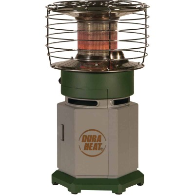 Dura Heat 10,000 BTU Radiant Single Tank 360 Degree Propane Heater
