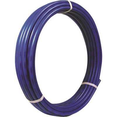 SharkBite 1/2 In. x 100 Ft. Blue PEX Pipe Type B Coil