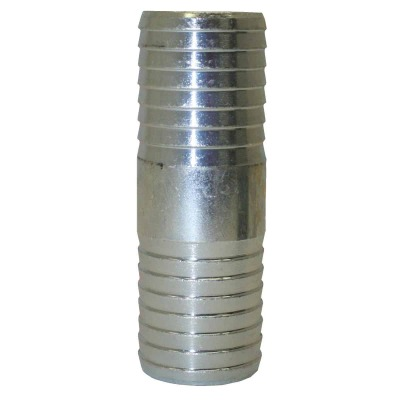 Merrill 3/4 In. x 3/4 In. Barb Insert Galvanized Coupling