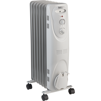 Best Comfort 1500-Watt 120-Volt Oil Filled Radiator Heater