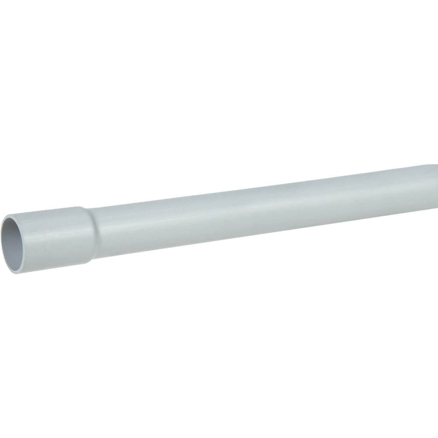 Allied 2-1/2 In. x 10 Ft. Schedule 80 PVC Conduit Image 1