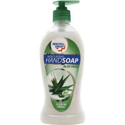 Health Smart 13.5 Oz. Aloe Liquid Hand Soap