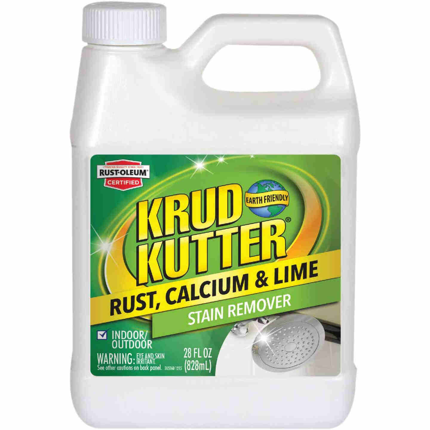 Krud Kutter 28 Oz. Rust, Calcium & Lime Stain Remover Image 1