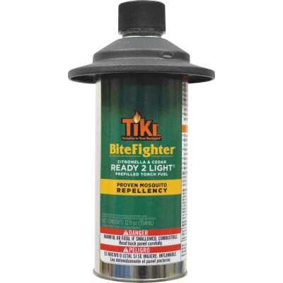 Tiki BiteFighter 12 Oz. Metal Replacement Canister with Torch Fuel