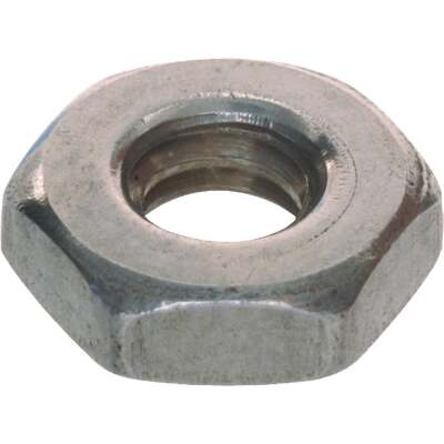 Hillman #6 32 tpi Stainless Steel Hex Machine Screw Nut (100 Ct.)