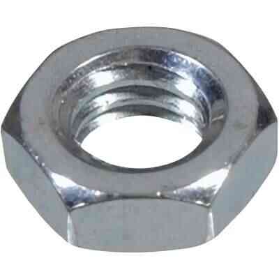 Hillman #10 24 tpi Stainless Steel Hex Machine Screw Nut (100 Ct.)