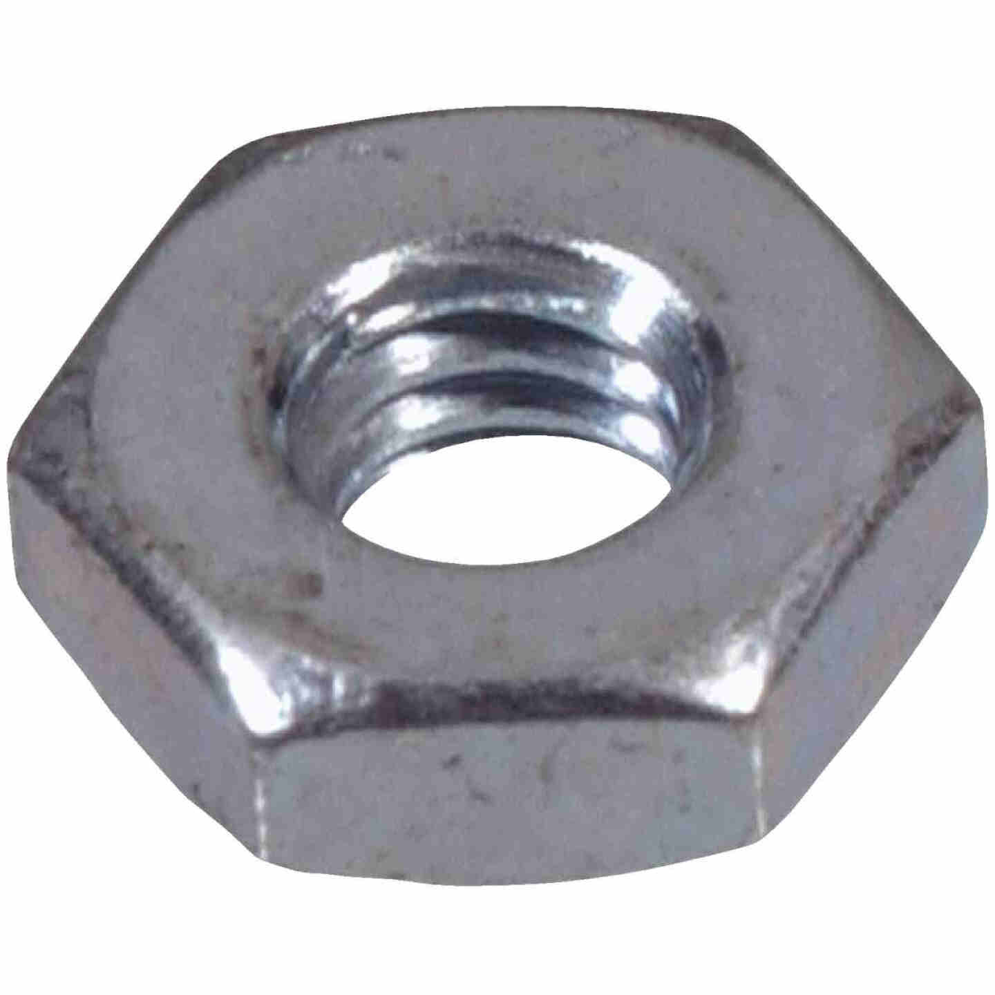 Hillman #12 24 tpi Grade 2 Zinc Hex Machine Screw Nut (100 Ct.) Image 1