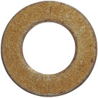 Hillman 7/8 In. SAE Hardened Steel Yellow Dichromate Flat Washer (10 Ct.) Image 1