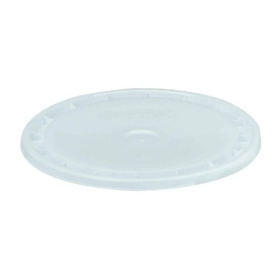 Leaktite Easy-Off 5 Gallon 12 in. x 1 in. White Lid