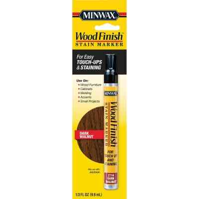 Minwax Wood Finish Dark Walnut Stain Marker