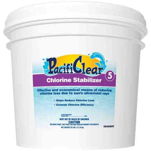 PacifiClear 25 Lb. Chlorine Stabilizer Granule